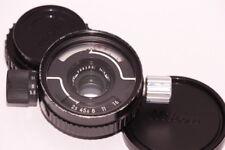 [EXC++++] Nikon 35mm F/2.5 Black Lens For Nikonos Series #553