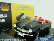 BMW 507 MODEL CAR 1:43 SCALE BLACK ATLAS NOREV CLASSIC SPORTS GERMANY K8