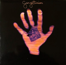 GEORGE HARRISON - Living In The Material World (LP) (EX+/VG)