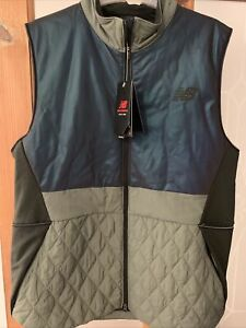New Balance Running Gilet, BNWT, Medium