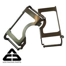 Radiator Guards Yamaha YZ125 YZ250 Protection Braces YZ 125 250: ACD-405013