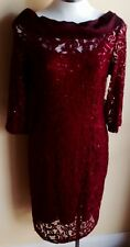 Lisa Barron Exquisite Organza Colla Dress Size 18 NWT RRP $579.00