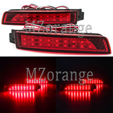 For Nissan Juke Murano Infiniti FX35 FX37 FX50 Bumper Reflector Tail Brake Light