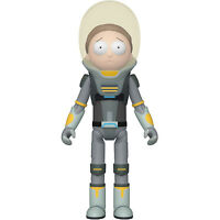 Rick and Morty Space Suit Morty Action Figure