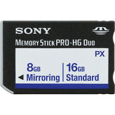 Sony 16GB Memory Stick Pro HG Duo (8GB Mirroring) New Retail