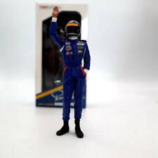 TSM Model 1/18 Ronnie Peterson Figurine Type II 1977 Team Tyrrel Limited Edition
