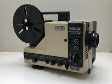 Eumig S912 GL Super 8 Sound Cine Film Projector