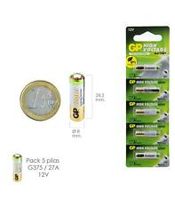 Grey Pneumatic 27A 12V Batería Super Alkalina - 5 Pillas