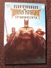 1997 BATMAN Dark Knight Dynasty GN HC/DJ NM/VF+ Elseworlds