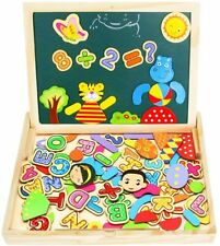 Magnetic Board Educational Toys Game For Girls Boys Toddler Kids 3 4 5 Years Old