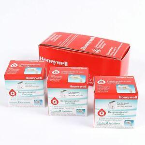 Lot of 6 Honeywell Demineralization Q Cartridge HDC-200PDQ  HUT-200 & HUT-220