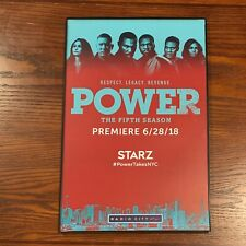 50 CENT POWER Fifth season premier Framed poster Radio City Music Hall NYC  New