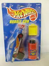 Hot Wheels Bubble Gun