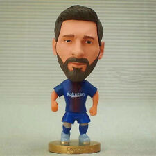 FOOTBALL Soccer Player Star Lionel Messi FC barcelona Doll Figurine New Statue