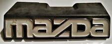 Vintage Original Mazda 323 Emblem Badge Symbol