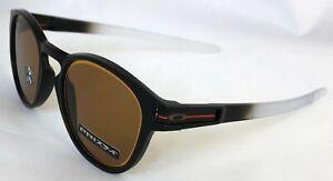 Oakley Latch - Matte Black with Prizm Bronze Lens - OO9265-36