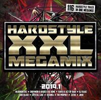 HARDSTYLE XXL MEGAMIX 2019 = Tatanka/Zatox/JNXD/Isaac/Prophet...=2CD= TECHNO!
