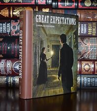 Great Expectations by Charles Dickens Unabridged Brand New Hardcover Gift Ed