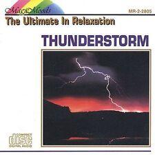 Thunderstorm, Various Artists, Good
