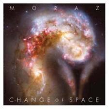 Patrick Moraz Change Of Space CD NEW SEALED 2008