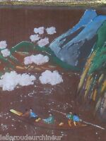 peinture asiatique asian painting japaneese chineese land