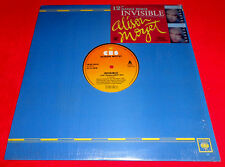 """PHILIPPINES:ALISON MOYET - Invisible,Hitch Hike, 12"""" EP/LP,Yazoo,New Wave,RARE"""