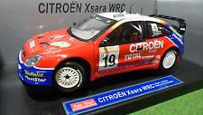 CITROËN XSARA WRC 2003 #19 RALLY TURQUIE 1/18 SUNSTAR 4402 voiture rallye miniat