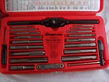 Snap On Fractional/Inch Tap And Die Set