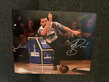 Jason Belmonte Belmo Signed 8 X10 Photo Autographed Pba Pro Professional Bowling