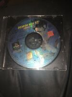 Dragon Ball GT: Final Bout (Sony PlayStation 1, PS1, 1997) Rare Black Label!