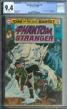 PHANTOM STRANGER #8 CGC 9.4 WHITE PAGES