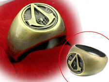 ASSASSIN'S CREED 2 3 4 ANELLO RING COSPLAY EZIO AUDITORE ALTAIR EDWARD KENWAY #4