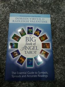 The Big Book of Angel Tarot by Doreen Virtue and Raleigh Valentine Paperback