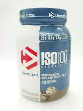 Dymatize ISO100 Hydrolyzed Protein Powder, 1.6lb