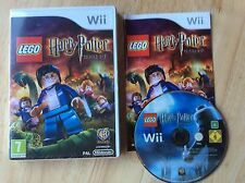 Lego Harry Potter Years 5-7 Wii Game! Complete! Look In The Shop!
