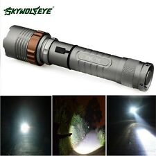 6000LM5Mode CREE XML T6 LED Flashlight Lamp+18650+Charger USA Stock Brightness#