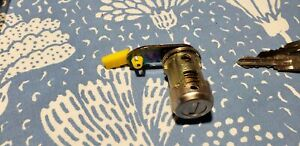 Vintage New Door Lock W/ Keys For Subaru XT Coupe 1985-91