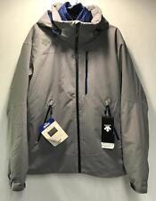 Descente Men's Ronan TriClimate Snow Ski Winter Jacket Gray Blue Size XL NEW