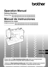 Brother XR3774 Sewing Machine Owners Instruction Manual Reprint