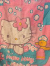Authentic Hello Kitty bath towel girl pink birthday present gift 40x20 Small
