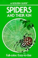 Golden Guide: Spiders and Their Kin by Lorna R. Levi and Herbert W. Levi (1990,…