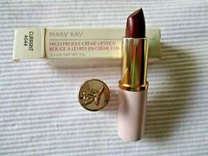 Mary Kay Lipstick Pink Tube NEW Pink and White Box CURRANT
