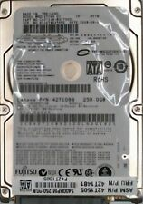 250 GB SATA Fujitsu MHZ2250BH  5400 RPM 8MB Cache Festplatte