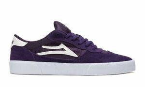 Lakai Skateboard Shoes Cambridge Grape Suede