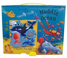 Muddle Ocean: A Magnetic Play Book Magnetic Play Books Barron