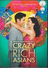 Crazy Rich Asians   DVD   2018   Widescreen