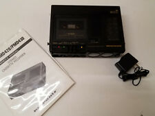 Rebuit Marantz PMD430 Full Speed Stereo Cassette Recorder