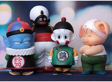 "DragonBall Z BZD Chiaotzu, Pilaf, Oolong, Mr. Popo  figure 6""-7"""