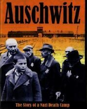 Auschwitz: The Story of a Nazi Death Camp (Watts Nonfiction)-ExLibrary