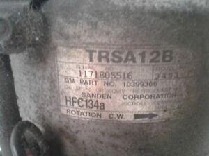 AC Compressor Fits 04-07 RAINIER 1408251